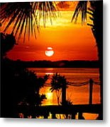 Slice Of Life Metal Print by Karen Wiles