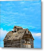 Solitude In The Country No.2 Metal Print by Christine Belt