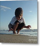 Son Of The Beach Metal Print by Jack Norton
