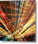 Sound Of Light Metal Print by Kathy Sheeran