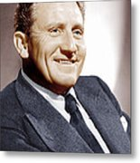 Spencer Tracy, Ca. 1940s Metal Print by Everett