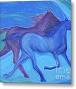 Spirit Guide By Jrr Metal Print by First Star Art
