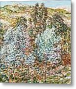 Springtime Vision Metal Print by Childe Hassam