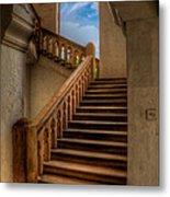 Stairway To Heaven Metal Print by Adrian Evans