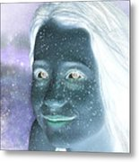 Star Freckles Metal Print by Nikki Marie Smith