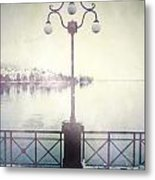 Street Lamp Metal Print by Joana Kruse