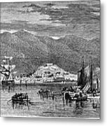 St.thomas, 1868 Metal Print by Granger