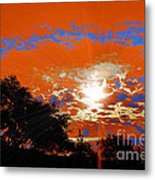 Sunburst Metal Print by RJ Aguilar