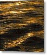 Sunset Reflections Metal Print by Dustin K Ryan