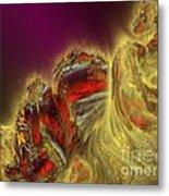 Swept Away Metal Print by Vicki Lynn Sodora
