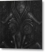 Symbol Metal Print by Darko Mitrevski