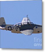 Tbd Avenger Metal Print by Tommy Anderson