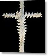 Thank God For Good Friday Metal Print by Carl Deaville