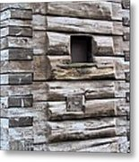 The Art Of Wood 3 Metal Print by Randall Weidner