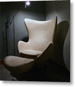 The Chair Metal Print by Jerry L Barrett