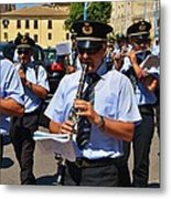 The Fanfare Metal Print by Dany Lison