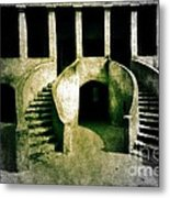 The House Of Slaves Metal Print by Fania Simon