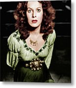 The Hunchback Of Notre Dame, Maureen Metal Print by Everett