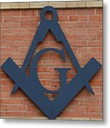The Letter G Metal Print by Nikki Marie Smith