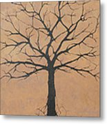 the Lindsey Tree Metal Print by Julia Raddatz