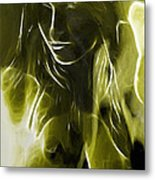 The Look Of Medusa Metal Print by Stefan Kuhn