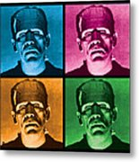 The Monster X 4 Metal Print by Gary Grayson