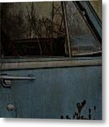 The Passenger  Metal Print by JC Photography and Art