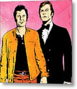 The Persuaders Metal Print by Giuseppe Cristiano