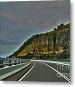 The Road Ahead Metal Print by Joanne Kocwin