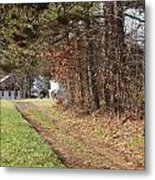 The Road To Redemtion Metal Print by Robert Margetts