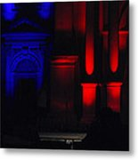 The Stage Manager Metal Print by Gunnar Boehme
