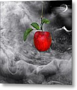The Tamptation Metal Print by Manfred Lutzius
