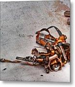 The Tool Belt Metal Print by Brenda Bryant