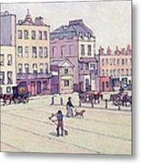 The Weigh House - Cumberland Market Metal Print by Robert Polhill Bevan