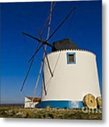 The Windmill Metal Print by Heiko Koehrer-Wagner