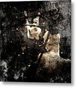 The Wrath Of Medusa Metal Print by Sharon Coty