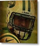 Tim Tebow - New York Jets - Timothy Richard Tebow Metal Print by Lee Dos Santos