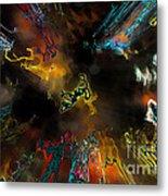 Time Flies Metal Print by Jeff Breiman