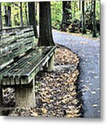 Time For A Rest Metal Print by JC Findley