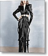 To Have And Have Not, Lauren Bacall Metal Print by Everett