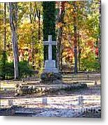 To The Unknown Dead Metal Print by Renee Trenholm