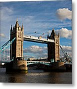 Tower Bridge Metal Print by Steven Gray