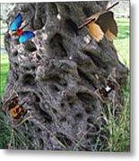 Tree Of Life Metal Print by Eric Kempson