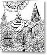 Upland Metal Print by Andrew Padula