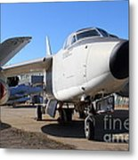 Us Fighter Jet Plane . 7d11223 Metal Print by Wingsdomain Art and Photography