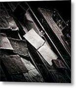 Vertigo Learning Metal Print by Jerry Cordeiro