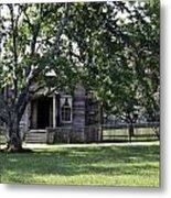 View Of Jones Law Offices Appomattox Virginia Metal Print by Teresa Mucha