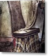 Waiting For Soup Metal Print by JC Photography and Art
