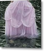 Water Bride Metal Print by Joana Kruse