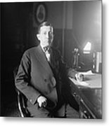 Will Hays 1879-1954, A Lawyer Metal Print by Everett